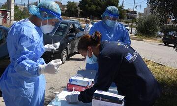 Κορονοϊός (25/4): Στα 1.400 τα νέα κρούσματα - 816 διασωληνωμένοι, 57 νεκροί