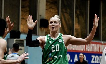 Μπάσκετ γυναικών: MVP η Λεουτσάνκα