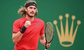 ATP Finals: Ο Τσιτσιπάς πάνω από Τζόκοβιτς, Ναδάλ στην κούρσα!