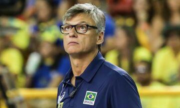 Χαροπαλεύει ο Ρενάν Νταλ Ζότο, προπονητής της εθνικής Βραζιλίας βόλεϊ
