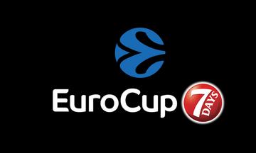 Eurocup: Ο Προμηθέας παίρνει 3ετές συμβόλαιο