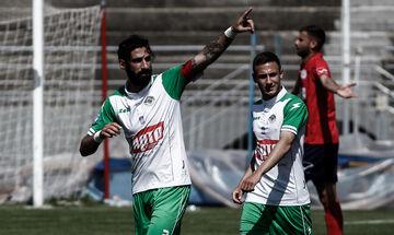 Super League 2: Νίκες για Καραϊσκάκη και Ιεράπετρα – Έμπλεξαν Δόξα και Τρίκαλα  (βαθμολογία)