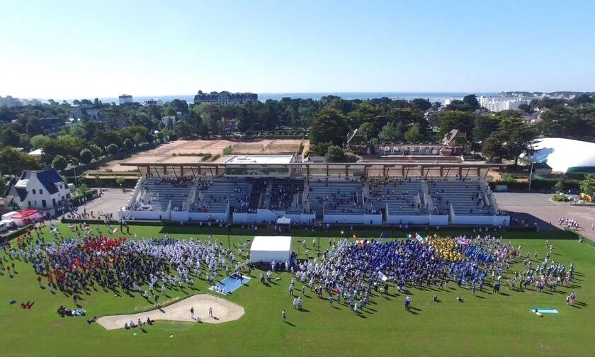 Τον Οκτώβριο στην Ελλάδα οι Παγκόσμιοι Αγώνες Εργασιακού Αθλητισμού