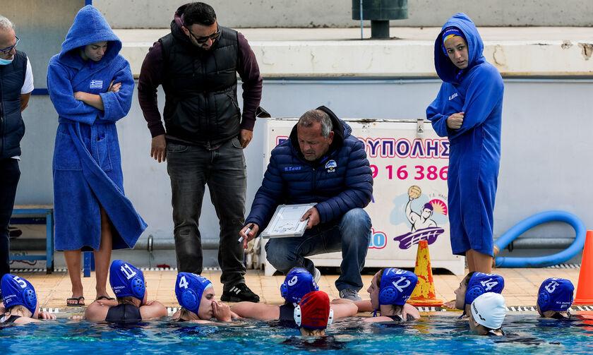 ΝΕ Πατρών – Νηρέας Χαλανδρίου 13-8: Τέταρτη νίκη για τα «δελφίνια»