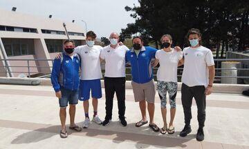 Κολύμβηση: Όλα τα βλέμματα στην Αλεξανδρούπολη (vid)