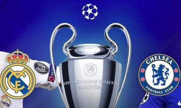 Champions League: Οι ενδεκάδες του Ρεάλ Μαδρίτης – Τσέλσι