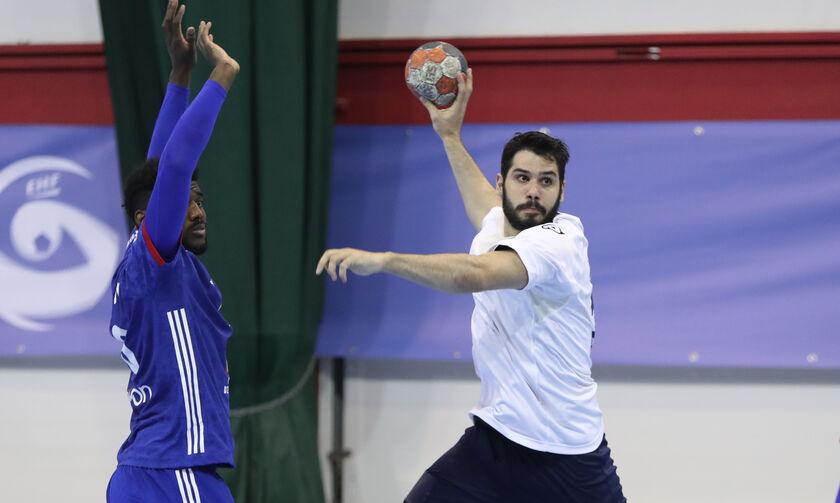 Ελλάδα – Γαλλία 31-40: Ήττα...εντός προγράμματος