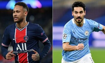 Champions League: Μονομαχία Παρί - Σίτι με φόντο τον τελικό