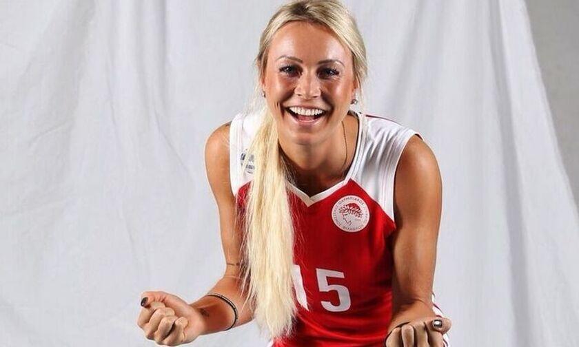 Και η Χίπε «πήρε θέση στην κερκίδα» για τη φιέστα του Ολυμπιακού και την ενίσχυση του Ερασιτέχνη!