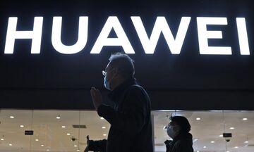 Μείωση εσόδων για τη Huawei το πρώτο τρίμηνο του 2021