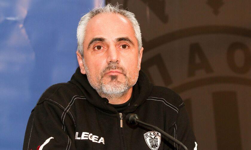 Επίσημο: Νέος προπονητής του ΠΑΟΚ ο Καλμαζίδης