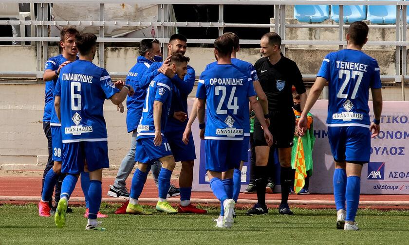 Football League: Νίκες για Βέροια, Καβάλα, Σαντορίνη και Πανσερραϊκό (βαθμολογίες)