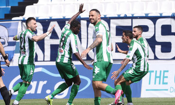 Super League 2: Τεράστιο διπλό ο Λεβαδειακός επί του Ιωνικού (2-3)-Ισοπαλία στην Ξάνθη (βαθμολογία)