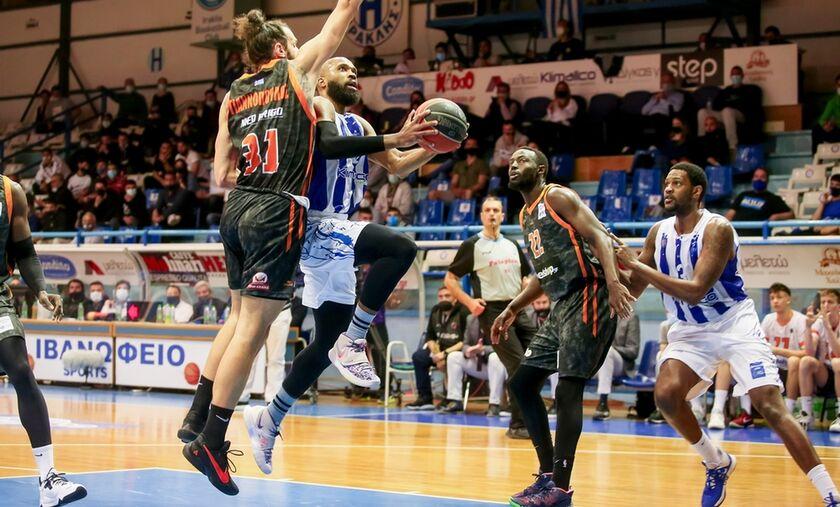 Ηρακλής - Προμηθέας 85-90: Τον άφησε εκτός playoffs (highlights)