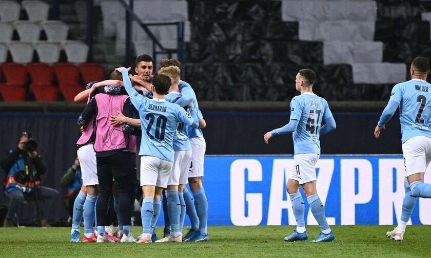 Παρί Σεν Ζερμέν - Μάντσεστερ Σίτι 1-2: «Αγκαλιά» με την ιστορική πρόκριση στον τελικό! (hls)