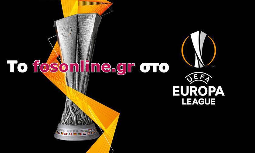 LIVE - Ημιτελικά Europa League: Mάντσεστερ Γ. - Ρόμα, Βιγιαρεάλ - Άρσεναλ (γκολ, score, highlights)