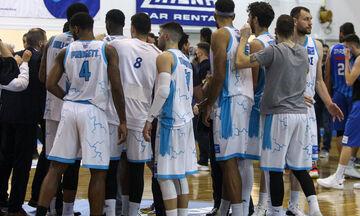 Ιωνικός: Έγινε η 35η ομάδα των play off της Basket League