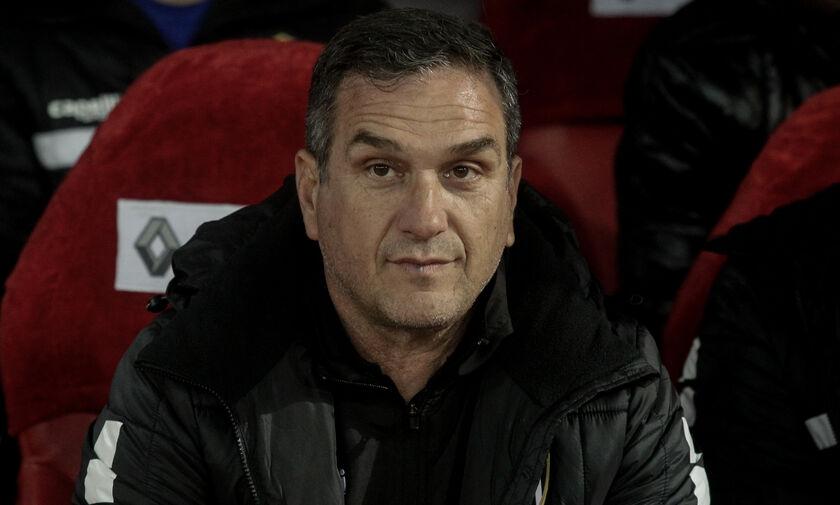 Ολυμπιακός Βόλου: Νέος προπονητής ο Βούζας
