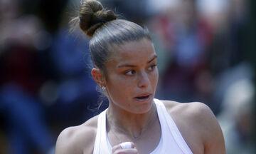 Madrid Open: Αποσύρθηκε από το διπλό η Σάκκαρη, την Παρασκευή (30/4) κόντρα στην Ανισίμοβα