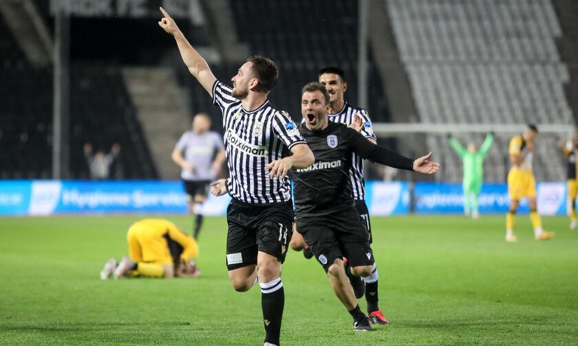 Τα highlights του ΠΑΟΚ - ΑΕΚ 2-1 (vid)
