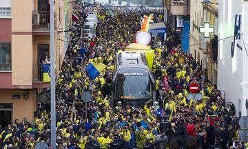 Βιγιαρεάλ - Άρσεναλ: Οι οπαδοί «ντόπαραν» την ισπανική ομάδα (vids)