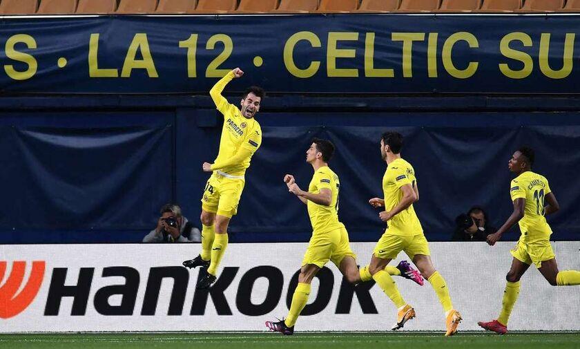 Βιγιαρεάλ - Άρσεναλ 2-1: Τα γκολ της αναμέτρησης!