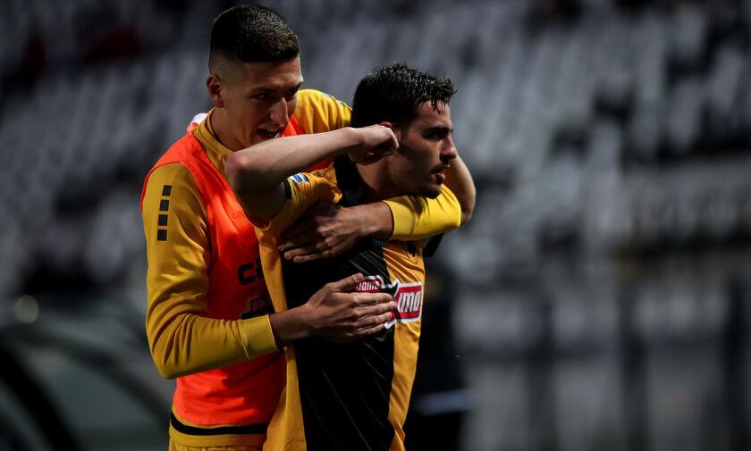 ΠΑΟΚ - ΑΕΚ 2-1: Γαλανόπουλος: «Πρέπει να βγούμε Ευρώπη...»