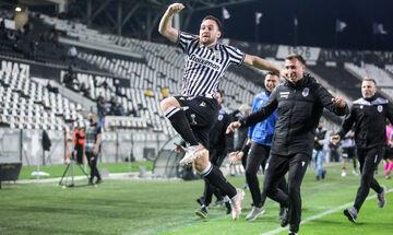"""ΠΑΟΚ - ΑΕΚ 2-1: Ζίβκοβιτς: «Έτσι """"κρέμασα"""" τον τερματοφύλακα...»"""