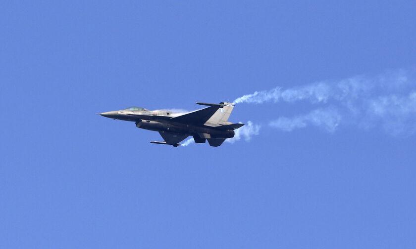 Ισραηλινό αεροσκάφος ενεργοποίησε συναγερμό στο FIR Αθηνών