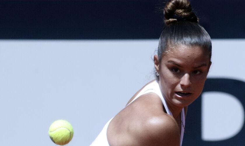 Madrid Open: Επόμενη αντίπαλος της Σάκκαρη η Κονταβέιτ