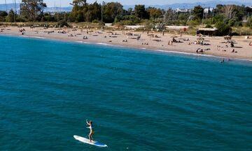 Ξεπέρασε τους 35 βαθμούς ο υδράργυρος στην Κρήτη - Ο καιρός το Μ. Σάββατο