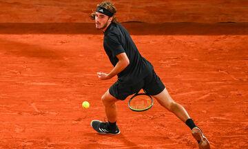 Madrid Open: Η κλήρωση του Τσιτσιπά
