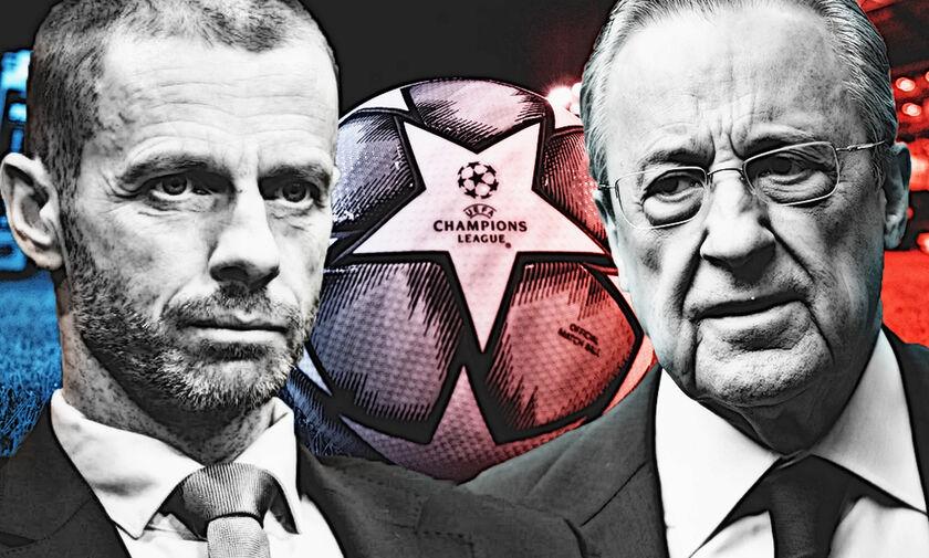 Η «κακή» Super League και η «καλή» UEFA;