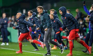 Βέρντερ Βρέμης - Λειψία 1-2: Στον τελικό του Κυπέλλου Γερμανίας οι «Ταύροι» (highlights)