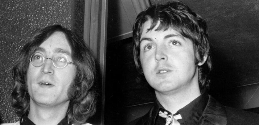 Beatles: Ο Μακ Κάρτνεϊ δεν συμπάθησε τον Λένον την πρώτη φορά