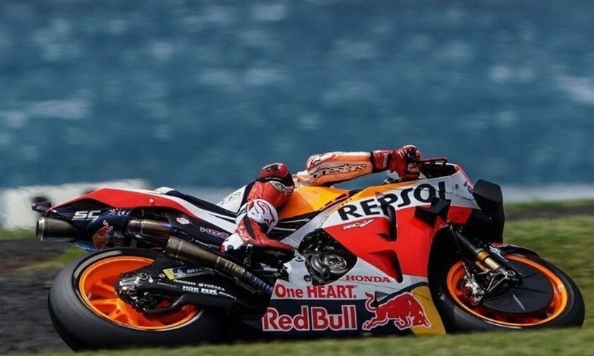 Moto GP: «Καταραμένη» η πίστα της Χερέθ για τον Μάρκεθ!