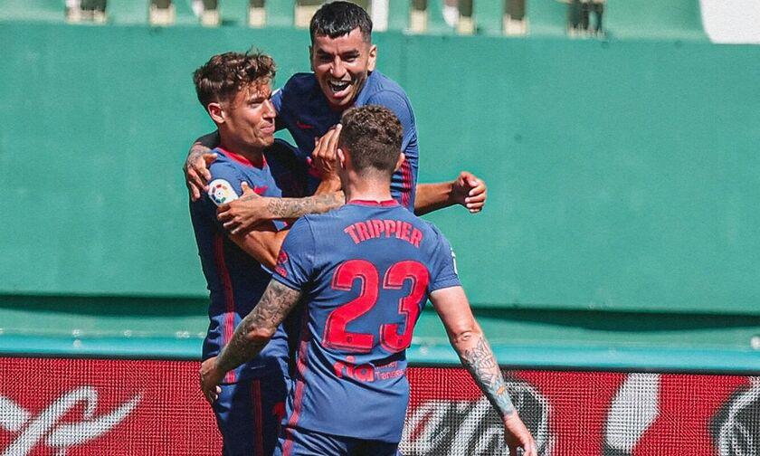 La Liga: Είχε... άγιο η Ατλέτικο, 0-1 στην έδρα της Έλτσε που έχασε πέναλτι στο 91'! (highlights)