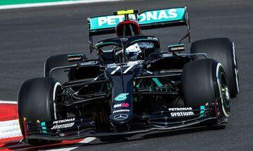 Ο Μπότας πήρε την pole position!