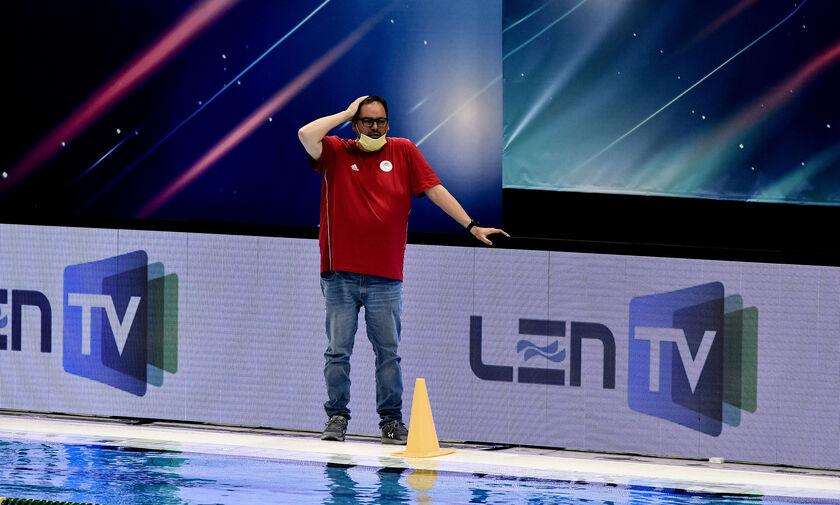 Ολυμπιακός - Ντουναϊσβάρος 7-6: Παυλίδης: «Βάλαμε όλη την καρδιά μας!»