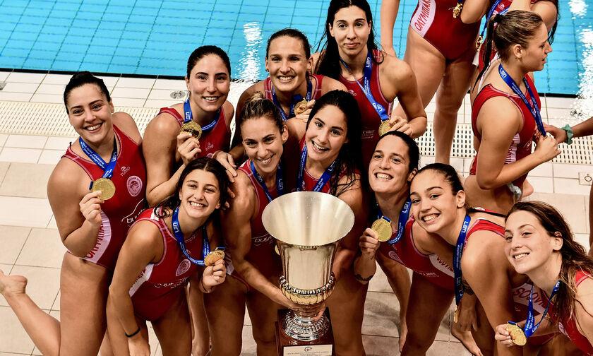 Ολυμπιακός: Τα κορίτσια του Θρύλου τραγουδούν «Είσαι στο μυαλό...» (vid)