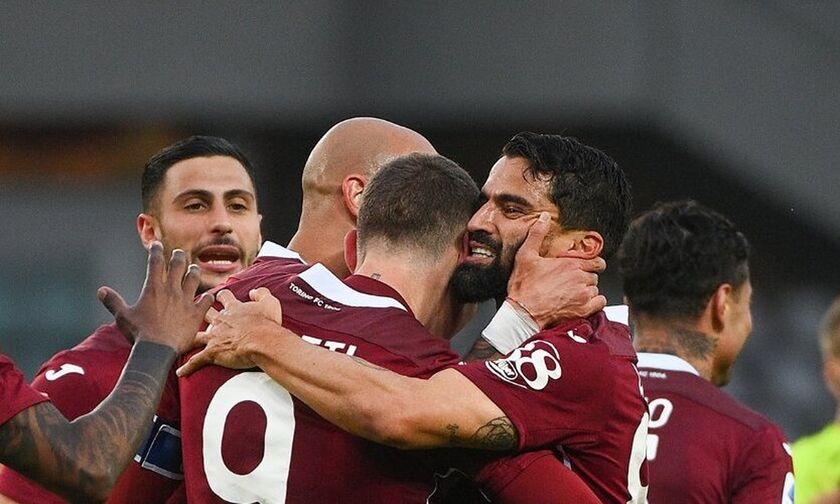 Serie A: «Άλμα» παραμονής η Τορίνο (hls)!