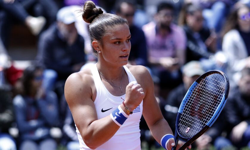 Madrid Open: Επιβλητική η Σάκκαρη, συνέτριψε την Κονταβέιτ! (vid)