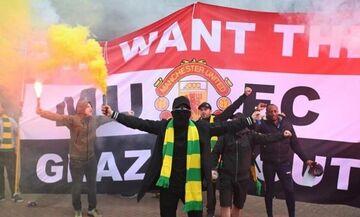 Μίσος των οπαδών κατά των Γκλέιζερ: «Θα σε σκοτώσουμε...»