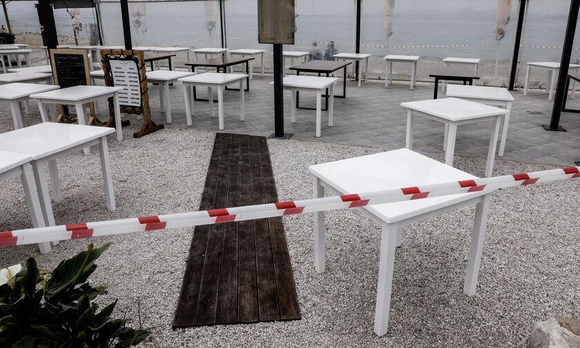 Εστίαση: Επαναλειτουργία των μπαρ - καφέ - εστιατορίων από σήμερα (3/5) - Οι κανόνες