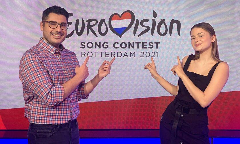 «Πάμε Eurovision» με το ERTFLIX