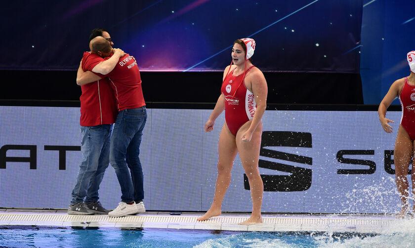 Μυριοκεφαλιτάκη: «Αυτό που ξεχωρίζει τον Ολυμπιακό από τους άλλους συλλόγους είναι ο κόσμος του»