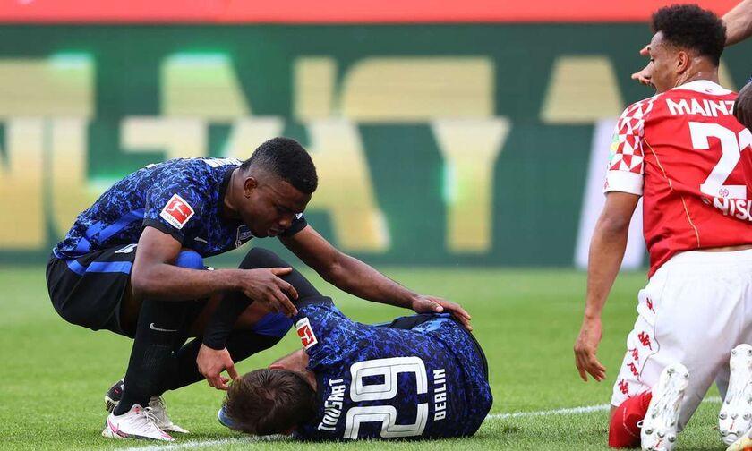 Μάιντς - Χέρτα Βερολίνου 1-1: «Χρυσός» βαθμός για την πρωτευουσιάνα!