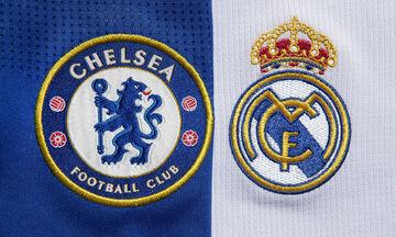 Champions League: Μάχη Τσέλσι – Ρεάλ με φόντο τον τελικό