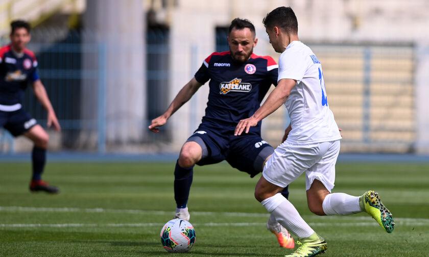 Football League: Η Σαντορίνη ξεπέρασε το εμπόδιο του Αστέρα Βλαχιώτη