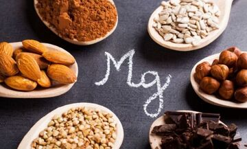 Μαγνήσιο: Σε ποιες τροφές υπάρχει και ποια τα συμπτώματα έλλειψης
